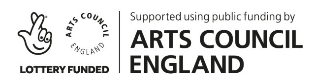 arts council lottery logo